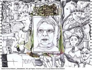 Kerns-Roebbert-Marion-Selbstbildnis-Mt-auf-Papier-37x27cm-2010