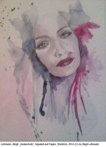 Lehmann-Birgit-melancholy-Aquarell-30x40cm-2014