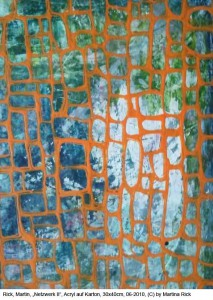 Rick-Martina-Netzwerk-II-Acryl-auf-Karton-30x40cm-06-2010