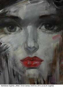Sugintas-Stanislavas-Milda-Oil-on-Canvas-65x80cm-2013