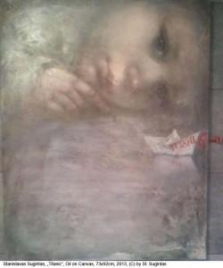 Sugintas-Stanislavas-Titanic-Oil-on-Canvas-75x90cm-2013