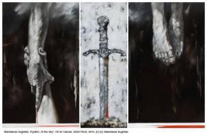 Sugintas-Stanislavas-triptych-To-the-sky-Oil-on-Canvas-260x170cm.-2010