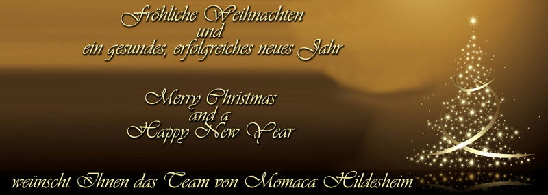 Christmas Greetings-Momaca
