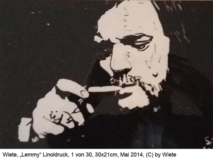 Zepperitz-Wiete-Lemmy-Linoldruck-1-von-30-30-x-21cm-Mai-2014